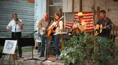 Palmetto Blue | Columbia, SC | Bluegrass Band | Photo #7