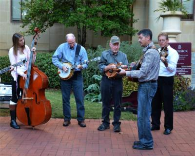 Palmetto Blue | Columbia, SC | Bluegrass Band | Photo #9
