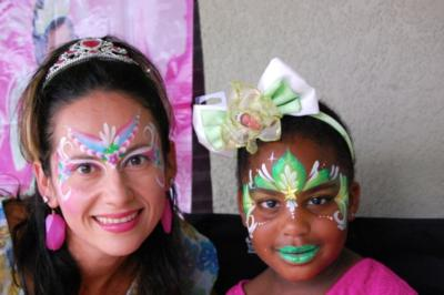 Vivid Face & Body Art (Face Painting) | Orlando, FL | Face Painting | Photo #8