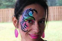 Vivid Face & Body Art (Face Painting) | Orlando, FL | Face Painting | Photo #2