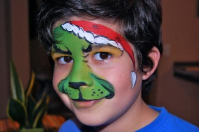 Vivid Face & Body Art (Face Painting) | Orlando, FL | Face Painting | Photo #7