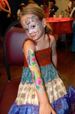 Vivid Face & Body Art (Face Painting) | Orlando, FL | Face Painting | Photo #13