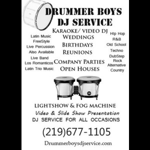 DJ SERVICE OF NWI 219 677-1105 - Video DJ - Portage, IN
