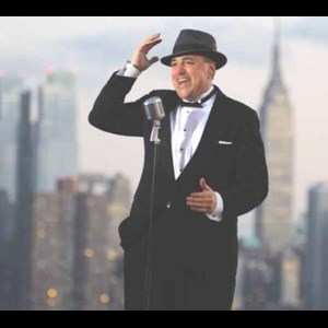 New York City Frank Sinatra Tribute Act | DELAURO & The RAT PACK BAND Swing NY & Sinatra NYC