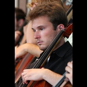 Jordan E. - Cellist - New Brunswick, NJ