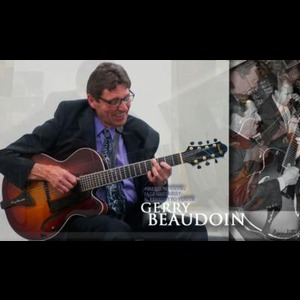 Rutland Jazz Duo | Gerry Beaudoin Trio