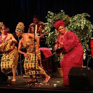 Comanche African Band | Floxy Bee,the Hikosso Queen