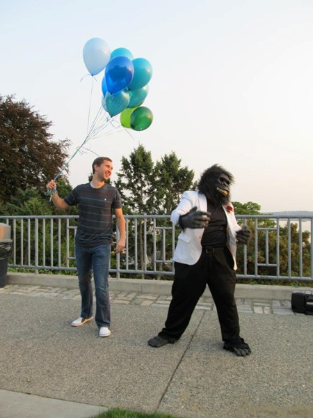 Classy Gorilla Singing Telegrams - Singing Telegram - Federal Way, WA