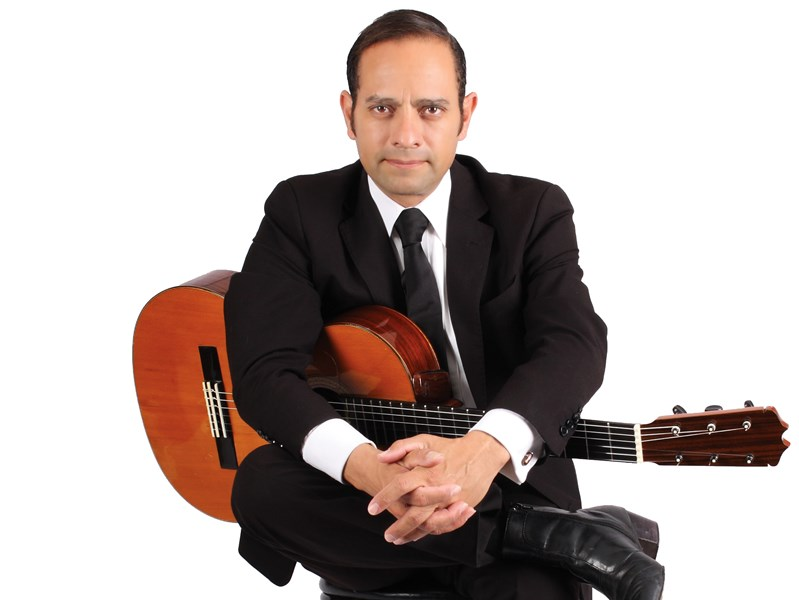 DAVID MALDONADO (will travel anywhere) - Flamenco Acoustic Guitarist - San Diego, CA