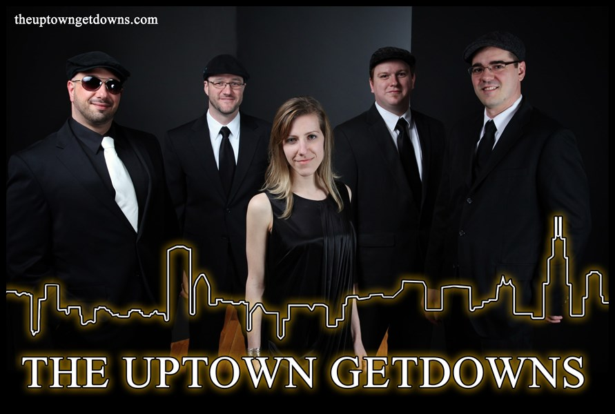 The Uptown Getdowns - Dance Band - Oak Ridge, NJ