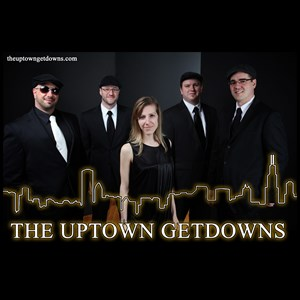 Damascus 90s Band | The Uptown Getdowns