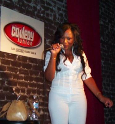 Performing @ Bernie Mac Tribute