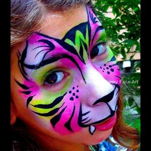 Franklin Square Face Painter | Joanie Baloney Pro Face Painting