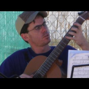 Albuquerque Jazz Guitarist | Chris Guitar Piano