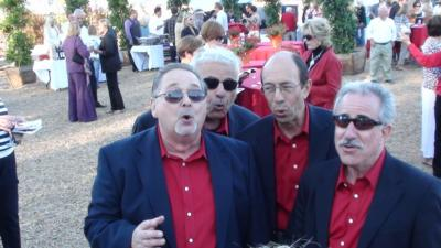 Added Attraction Quartet | San Diego, CA | Barbershop Quartet | Photo #9
