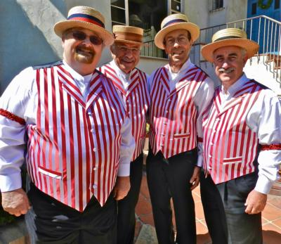 Added Attraction Quartet | San Diego, CA | Barbershop Quartet | Photo #1