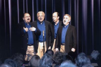 Added Attraction Quartet | San Diego, CA | Barbershop Quartet | Photo #3