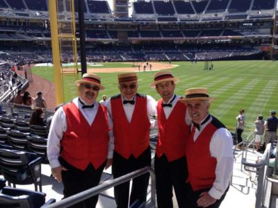 Added Attraction Quartet | San Diego, CA | Barbershop Quartet | Photo #4