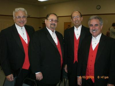 Added Attraction Quartet | San Diego, CA | Barbershop Quartet | Photo #7