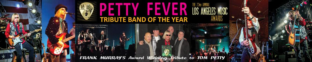 Petty Fever: Award Winning Tribute to Tom Petty