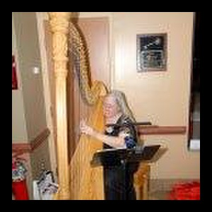 Harp by Mary Margaret Jones - Harpist - Suffolk, VA