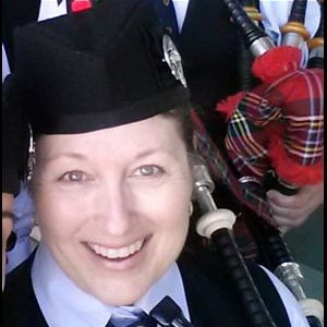 San Jose Bagpiper | Melody Pipes