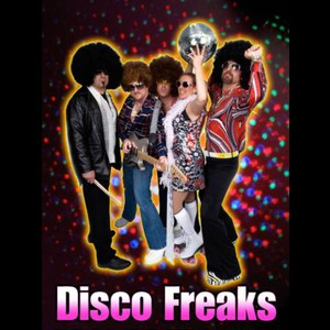 Disco Freaks 70's Disco Tribute Band - Disco Band - Huntington Beach, CA