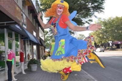 Hippie The Clown Events | Lagrange, GA | Balloon Twister | Photo #4