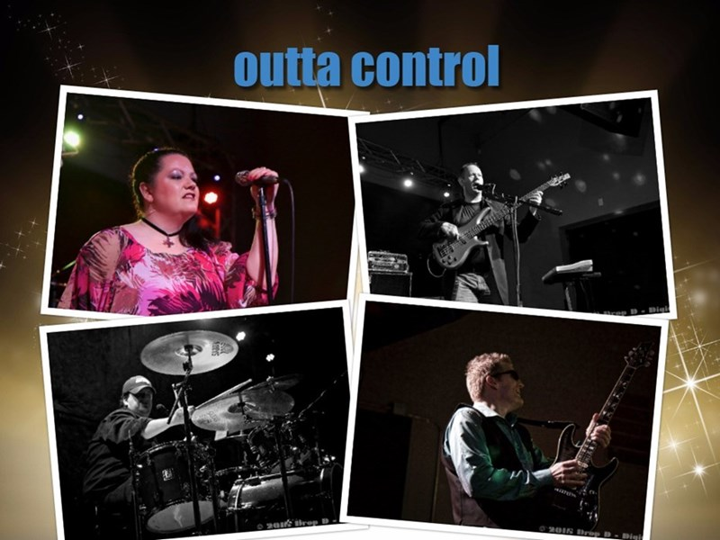 Outta Control - Cover Band - Seattle, WA