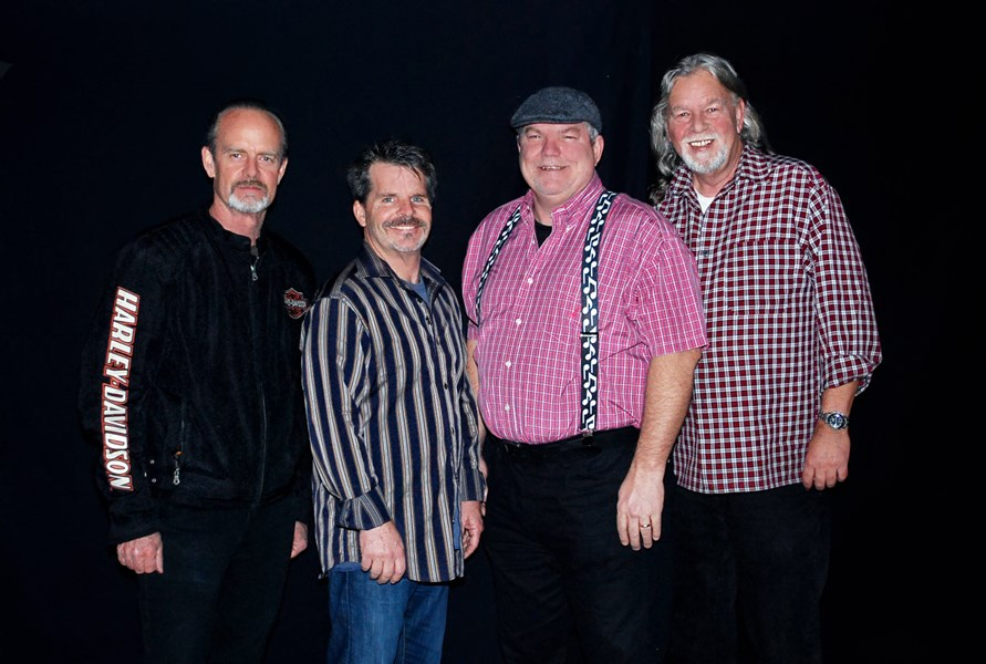 THE RUCKUS BAND - Rockin' Dance Band - Blues Band - Danville, CA