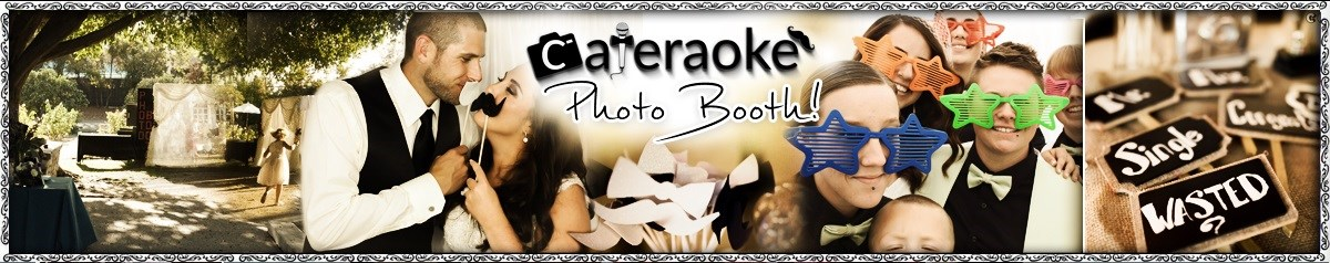 Cateraoke Photo Booths