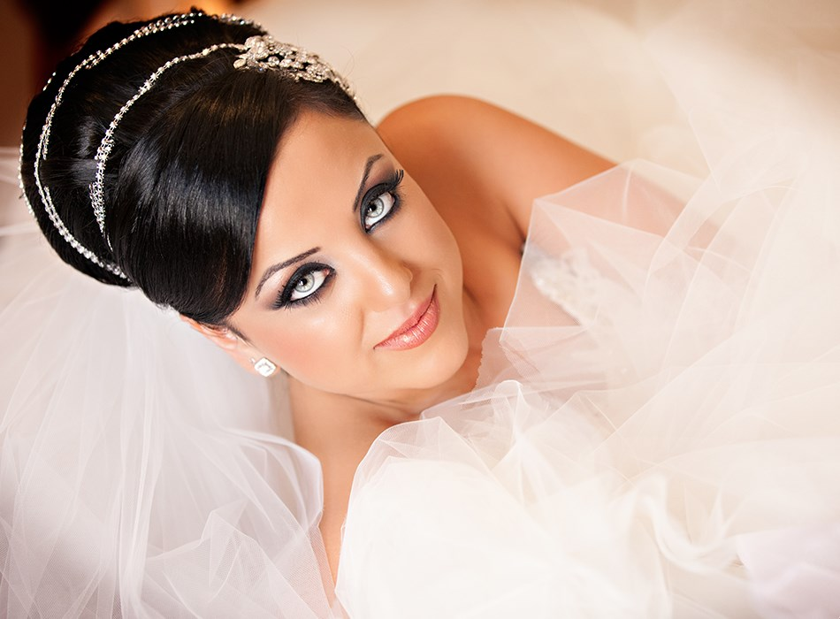 Bridal Room Beauty Shoots