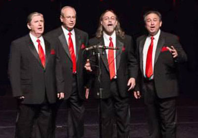 Nuance Barbershop Quartet - Barbershop Quartet - Denver, CO