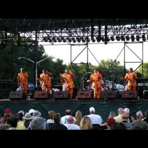 The Motown Sounds of Touch - Motown Band - Dayton, OH