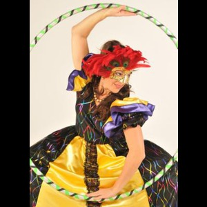 Cara Zara Hula Hoop Dancer and Entertainer - Hula Hoop Dancer - Charlotte, NC