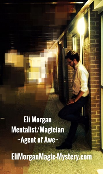 Eli Morgan - Comedy Magician - Mechanicsburg, PA