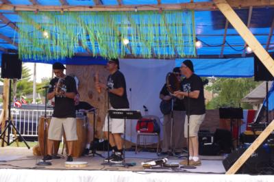 Pleneros D' Boriken | Rochester, NY | Latin Band | Photo #6
