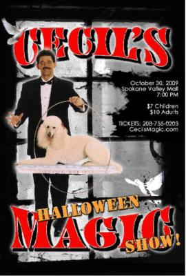 Cecils Magic | Post Falls, ID | Comedy Magician | Photo #19