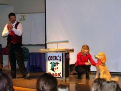 Cecils Magic | Post Falls, ID | Comedy Magician | Photo #2