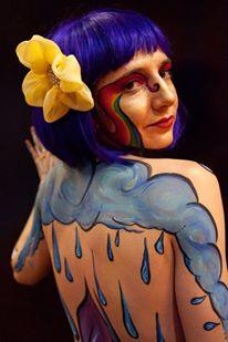 Cosmic Nomad Body Art | San Marcos, TX | Face Painting | Photo #6