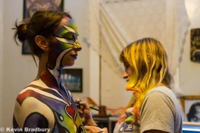 Cosmic Nomad Body Art | San Marcos, TX | Face Painting | Photo #7