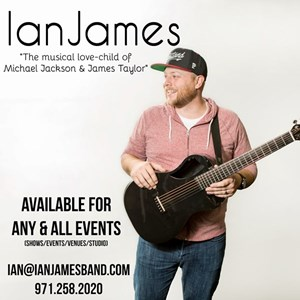 Pacific One Man Band | IanJames
