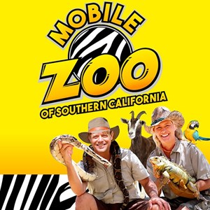 Palm Springs, CA Animal For A Party | Mobile Zoo Of Southern California