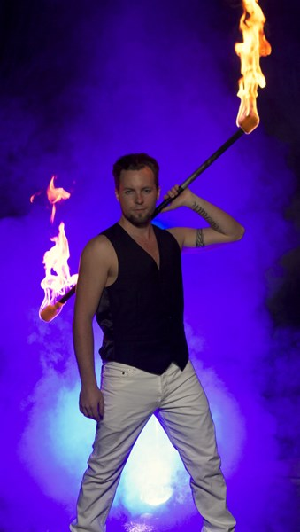 Pro Fire Entertainment - Fire Dancer - Los Angeles, CA