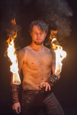 Evan Cantrell | Los Angeles, CA | Fire Dancer | Photo #1