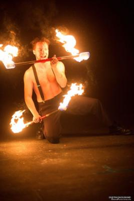 Evan Cantrell | Los Angeles, CA | Fire Dancer | Photo #4