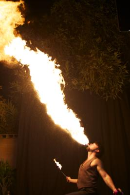 Evan Cantrell | Los Angeles, CA | Fire Dancer | Photo #3