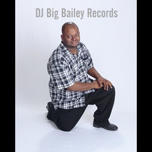 New Edinburg Wedding DJ | Dj Big Bailey records