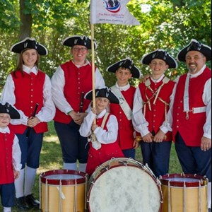 Bethlehem, CT Americana Band | The Great American Fife & Drum Band