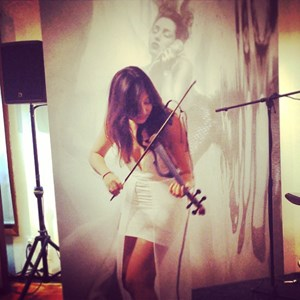 Shreveport World Music Violinist | Elizabeth Bacher